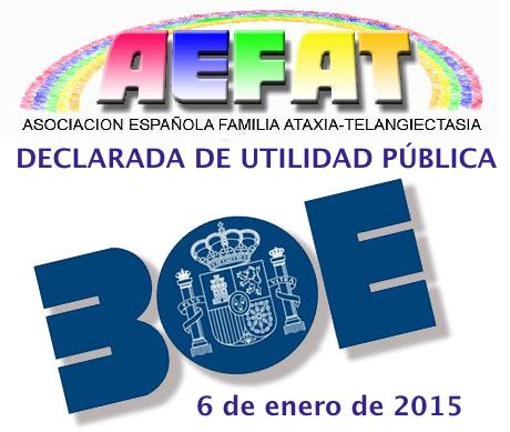 AEFAT declarada de utilidad pública