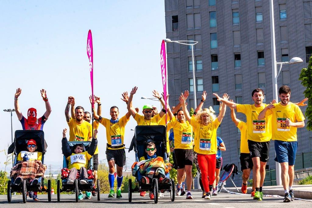 Reto Sinnek. Maratón Fiz. Vitoria-Gasteiz
