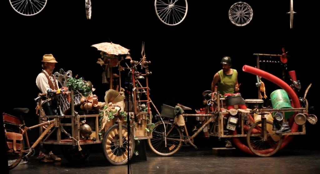 Reziklantes Turukutupa Festival Aitzina Folk