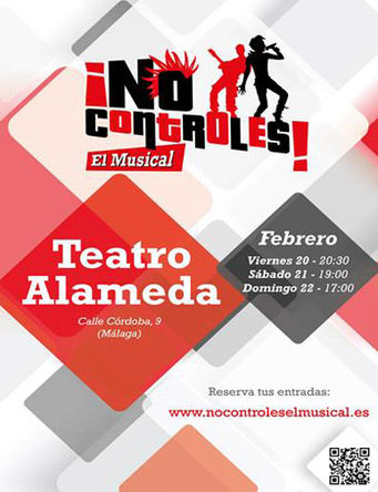 Cartel de ¡No controles!