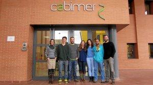 Equipo de investigación del CABIMER becado por AEFAT